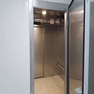 paslanmaz soğuk oda kapısı